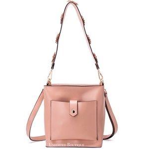 MELIE BIANCO Shoulder Bag in Vegan Leather